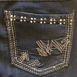 BKE Madison stretch skinny jeans